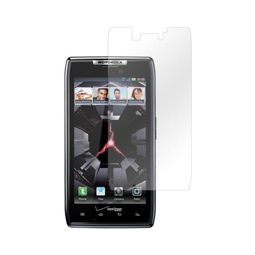 Motorola Droid RAZR/ RAZR MAXX Screen Protector - Clear