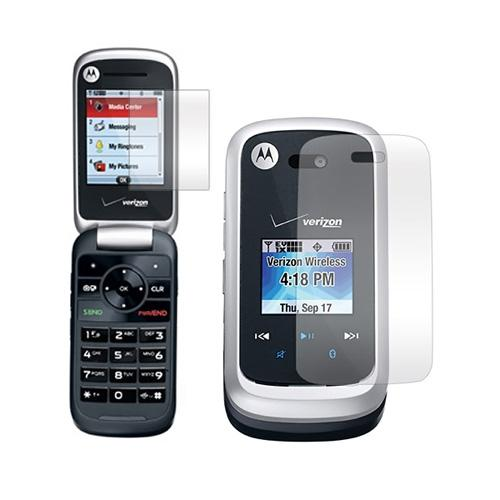 Premium Motorola Entice W766 High Quality Screen Protector