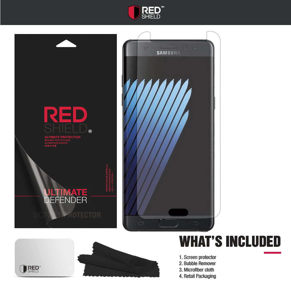 Samsung Galaxy Note 7 REDshield Screen Protector | eBay
