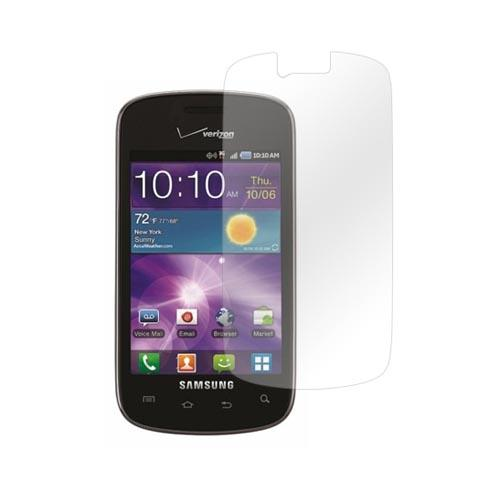 Samsung Illusion i110 Screen Protector - Clear