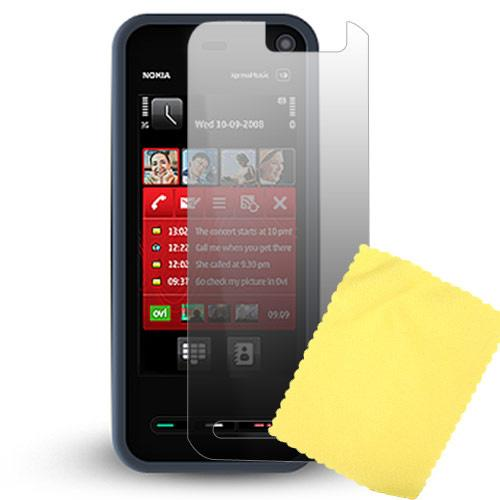 Nokia XpressMusic 5800 Privacy Screen Protector