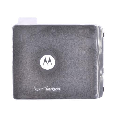 Original Motorola Droid X Extended Battery Door, SJHN0449A - Black