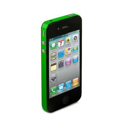 Original TruePower Apple iPhone 4 Thin Skin - Neon Green