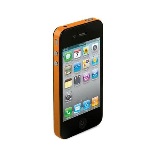 Original TruePower Apple iPhone 4 Thin Skin - Neon Orange