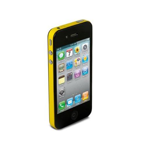 Original TruePower Apple iPhone 4 Thin Skin - Yellow