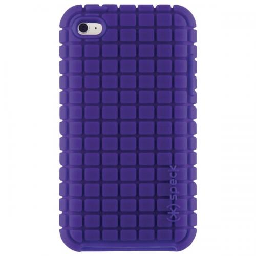 SPECK SPK-A0127 IPOD TOUCH 4G PIXELSKIN CASE (PURPLE)