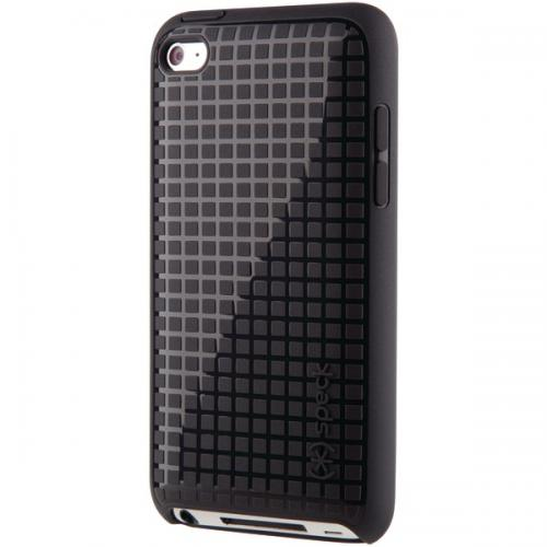 SPECK SPK-A0130 IPOD TOUCH 4G PIXELSKIN HD CASE (BLACK)