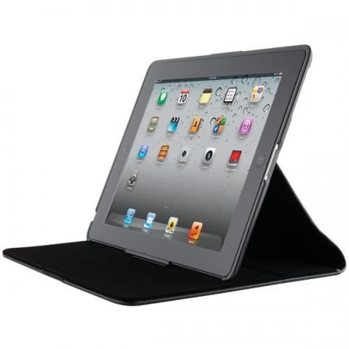 SPECK SPK-A0280 IPAD(R) 2 VEGAN LEATHER FITFOLIO (BLACK)