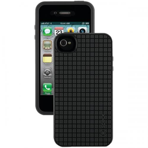 SPECK SPK-A0781 IPHONE(R) 4S PIXELSKIN HD CASE (BLACK)
