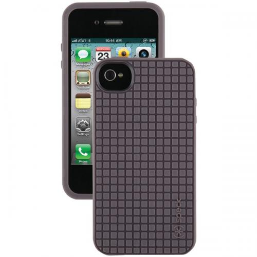 SPECK SPK-A0782 IPHONE(R) 4S PIXELSKIN HD CASE (SOOT)