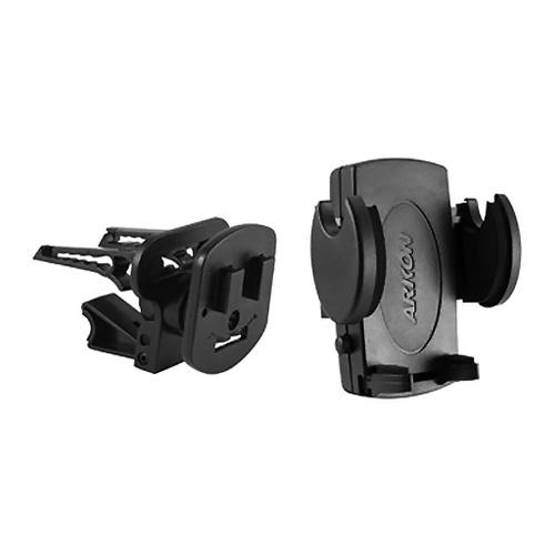Original Arkon Universal Swivel Car Air Vent Mount for Cell Phones, SM229-S - Black