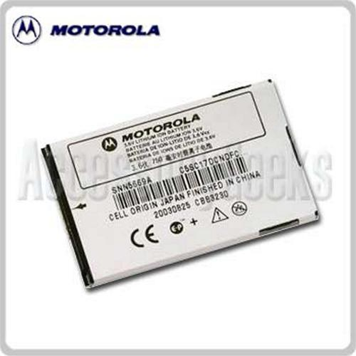 Original Motorola Slim Battery, SNN5683 / SNN5683A