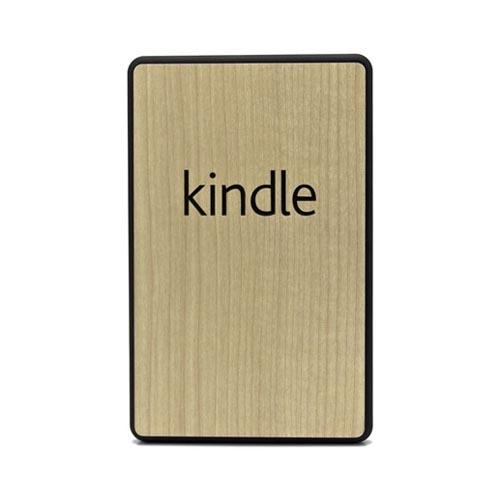Original SlickWraps Amazon Kindle Fire Protective Skin, SW-AKF-MAPLE - Maple Wood