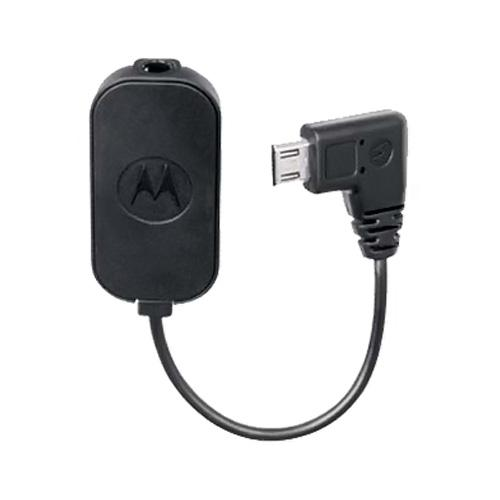 Original Motorola Micro USB to 3.5mm Adapter for Headsets, SYN2113A
