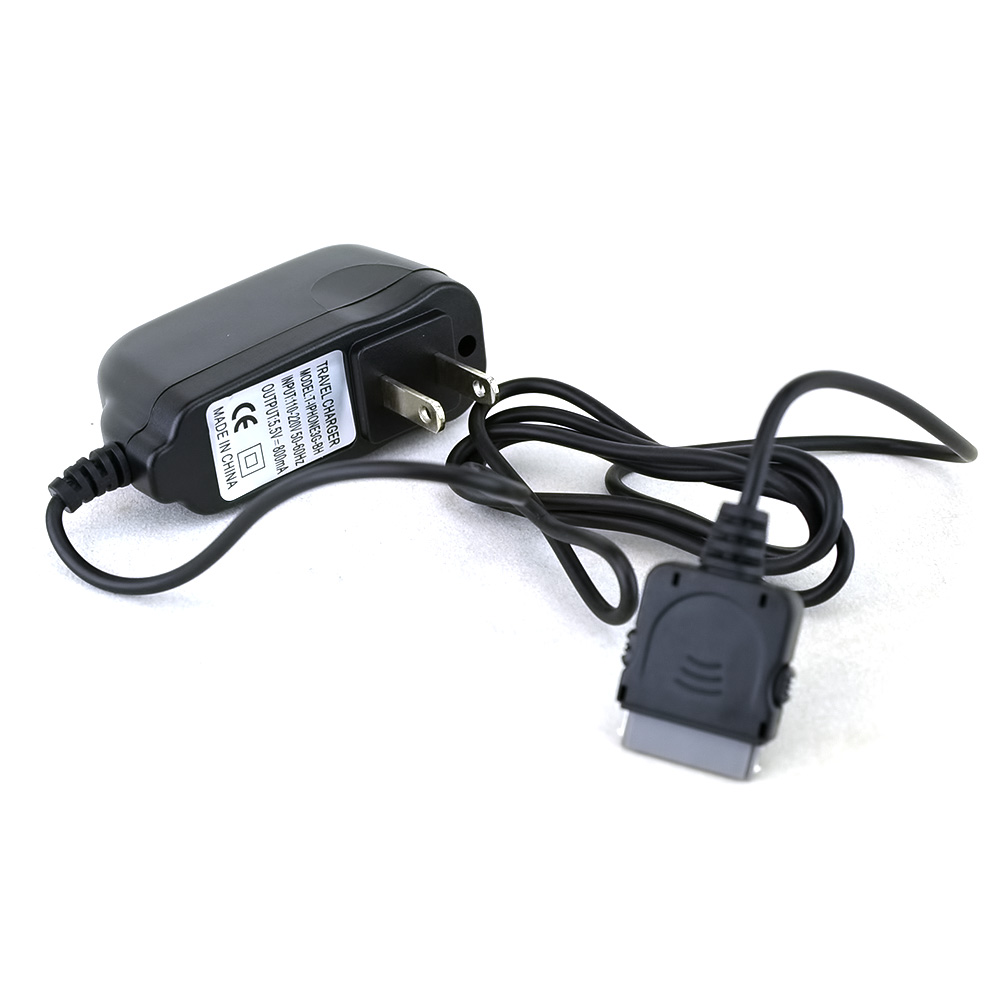 Apple iPhone 3G, Apple iPhone 3Gs, Apple iPhone 3G, Apple iPhone 3Gss Travel Charger - Black