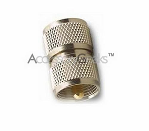 UHF Male to Male Connector, UHF-7626