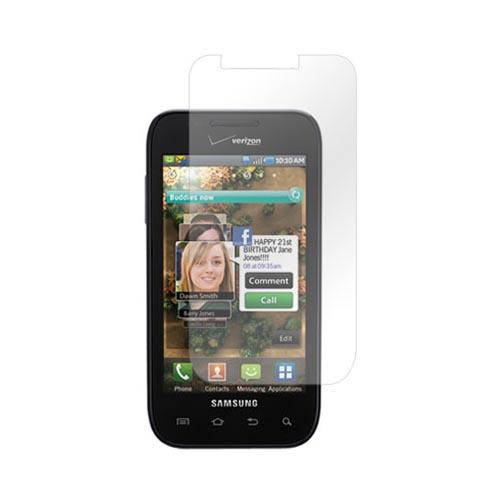 Original Zenus Samsung Fascinate i500 Define 3G Series Anti-Fingerprint Screen Protector