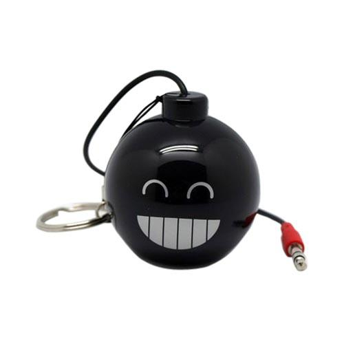 Original GameOn Audio Universal Mini Bomb Portable Speaker (3.5mm) w/ USB Cable - Tongue Bomb